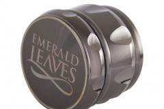 Grinder-Emerald-leavse-Gunmetal-3