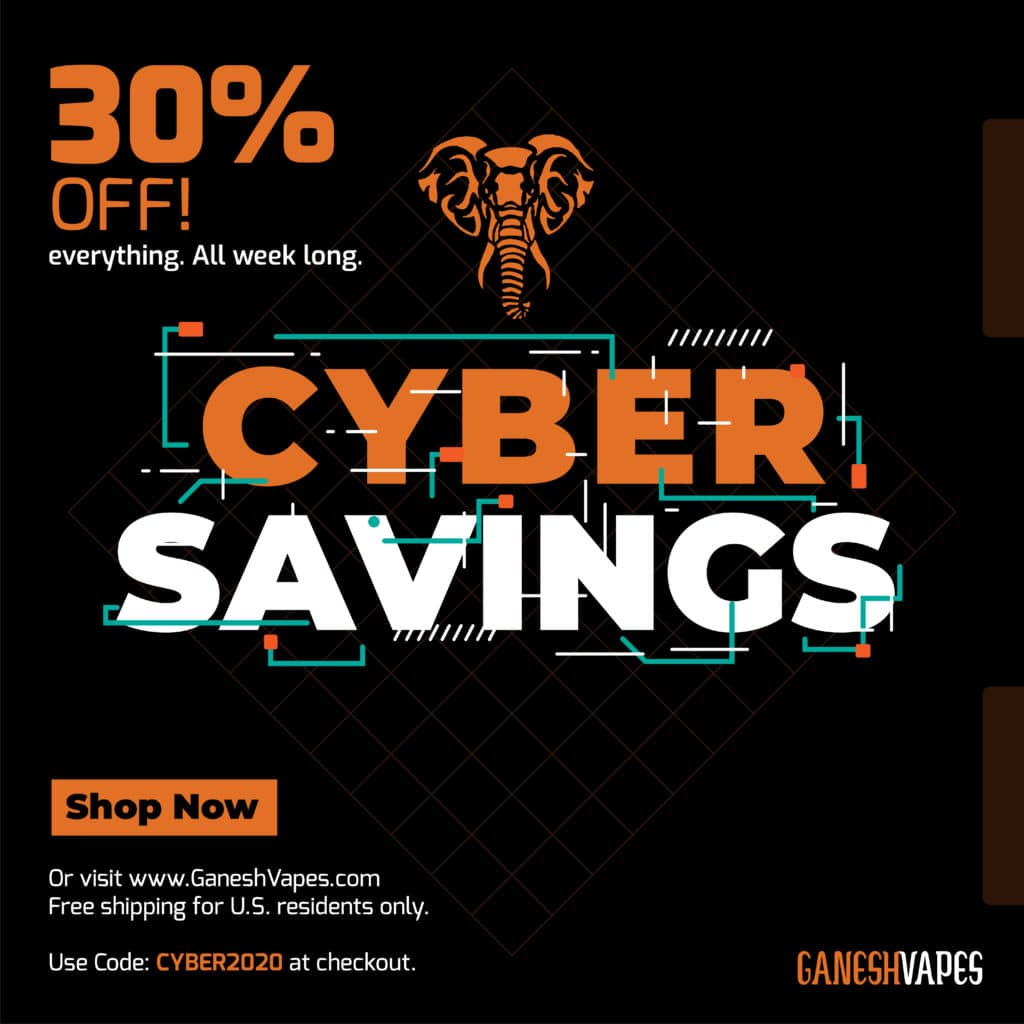 Cyber Week Graphic
